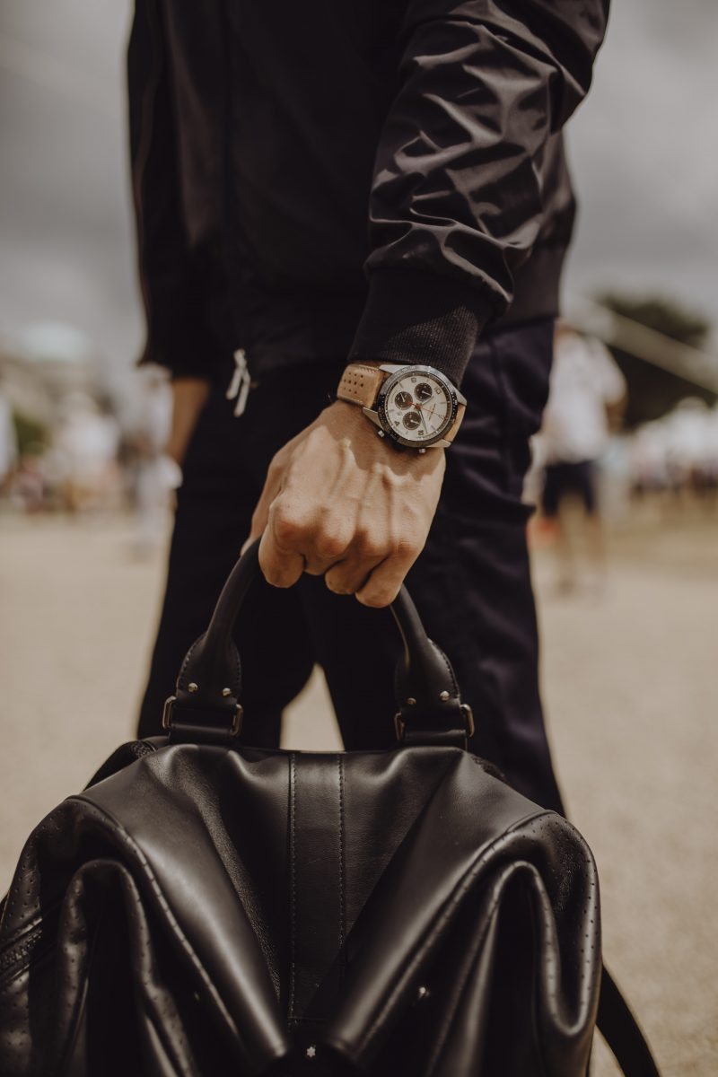 Montblanc at Goodwood