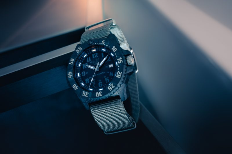 Luminox master navy seal