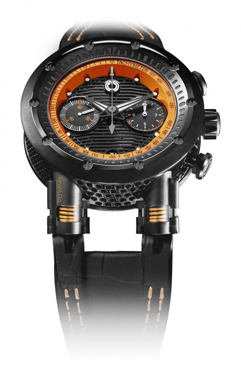 MW&Co Asset 2.3 Automatic Flyback Chronograph