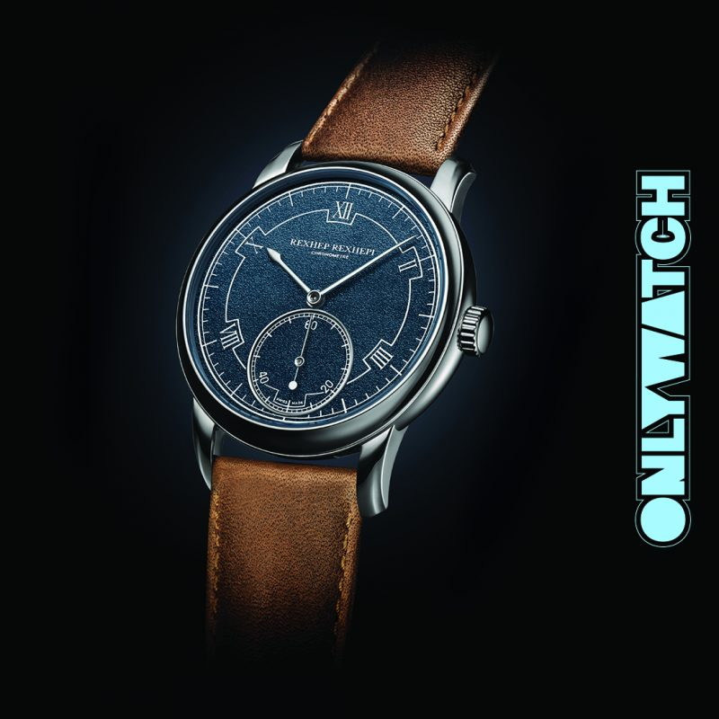 AKRIVIA, Only Watch auction 2019, Price realised: CHF 360,000