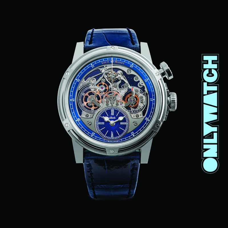 Louis Moinet Only Watch Auction 2019