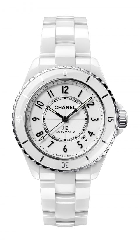 Ladies' Watch Prize GPHG 2019, Chanel, J12 Calibre 12.1