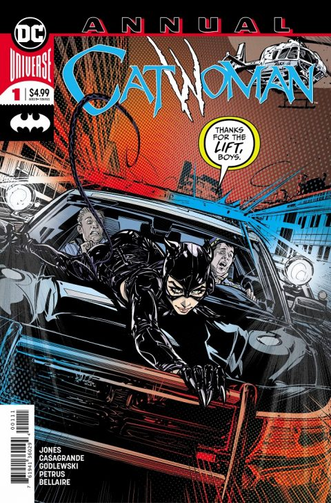 The Catwoman Annual