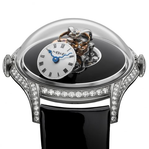 Ladies' Complication GPHG 2019 Watch Prize MB&F, Legacy Machine FlyingT  Price: CHF 116'000