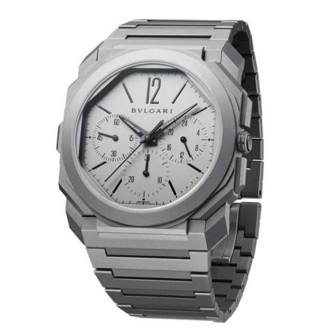 Chronograph Watch Prize Bvlgari, Octo Finissimo Chronograph GMT Automatic  Price: CHF 16'500