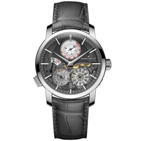 GPHG 2019 Innovation Prize Vacheron Constantin, Traditionnelle Twin Beat perpetual calendar  Price: CHF 283'000
