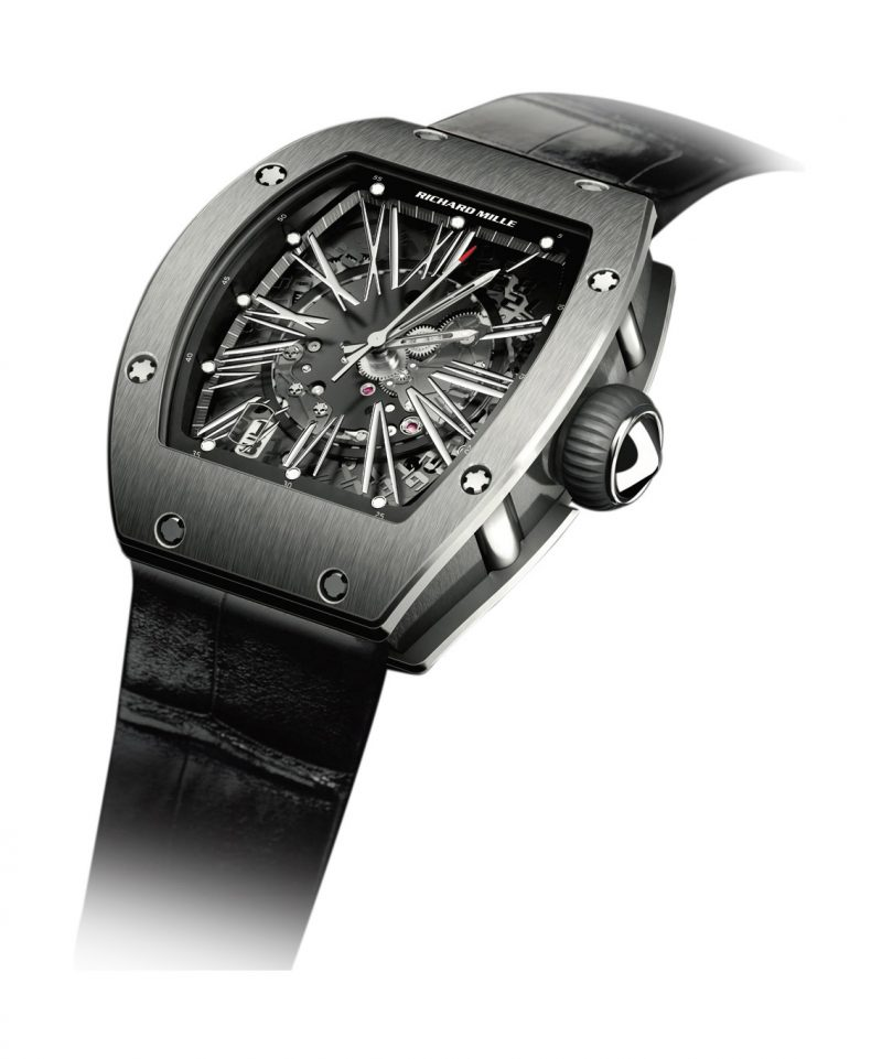 Richard Mille RM 023 Automatic Winding – The Watch Pages