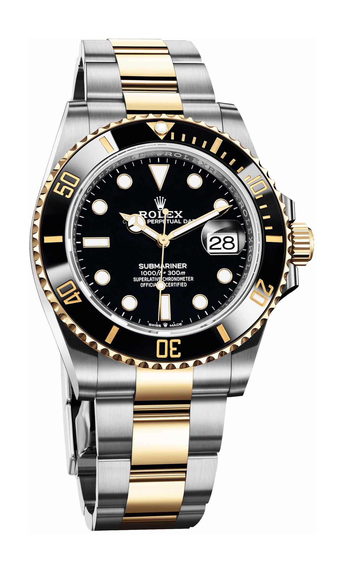 Rolex Oyster Perpetual Submariner Date - M126613LN-0002